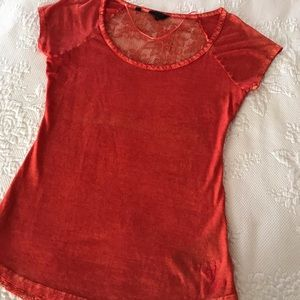 NWOT GUESS Los Angeles  Women's Top s XS